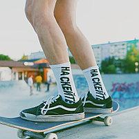 Носки спорт. FRIDAY SOCKS. Скейтер на скейте., фото 2