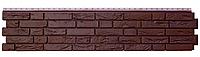 Фасадная панель Арабика (ACA) 306x1487 мм GL (Я-Фасад) Демидовский кирпич