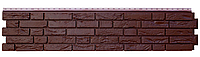 "Панель фасадная  ""ЯФАСАД"" Демидовский кирпич Арабика 306x1487 мм Grand Line"