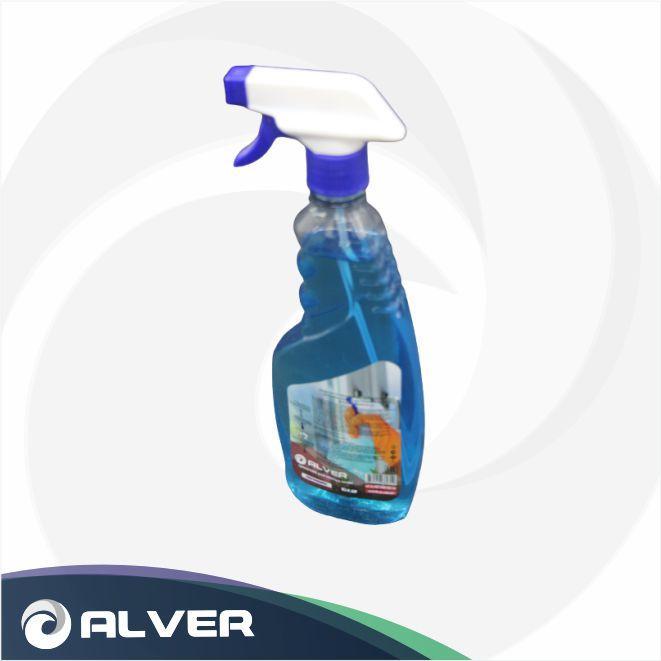 Средство для мытья стекл ALVER  с триггером 500 мл