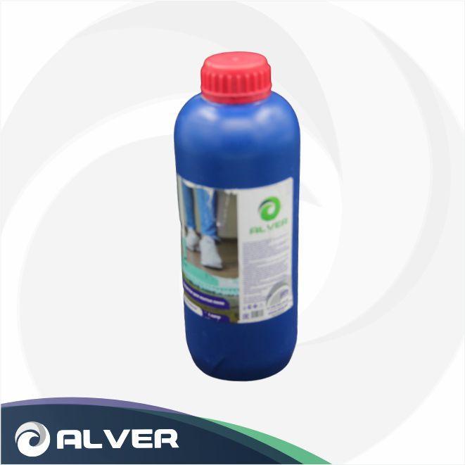 Средство универсальное для мытья полов и стен ALVER 1Л с дезинфиц.свойством