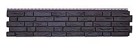 """Панель фасадная  """"ЯФАСАД"""" Демидовский кирпич Уголь 306x1487 мм Grand Line"""