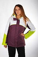Куртка (Фиолетовый) р.48