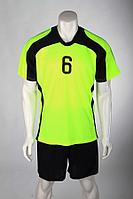 Футбольная форма (Салатовый) р.44