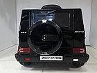 Оригинальный электромобиль Mercedes-Benz G 65 AMG Black. Kaspi RED. Рассрочка, фото 3