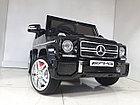 Оригинальный электромобиль Mercedes-Benz G 65 AMG Black. Kaspi RED. Рассрочка, фото 6