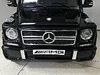 Оригинальный электромобиль Mercedes-Benz G 65 AMG Black. Kaspi RED. Рассрочка, фото 7