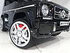 Оригинальный электромобиль Mercedes-Benz G 65 AMG Black. Kaspi RED. Рассрочка, фото 8
