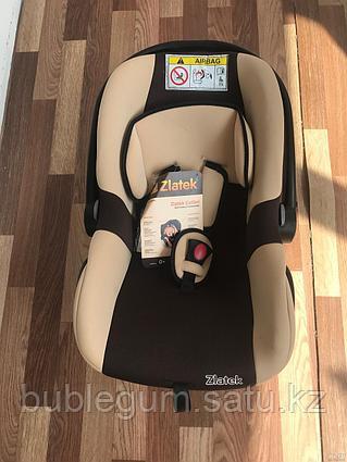 Детское автомобильное кресло ZLATEK Colibri