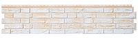 Фасадная панель Слоновая кость 306x1487 мм GL (Я-Фасад) Демидовский кирпич