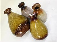 Керамическая маленькая ваза