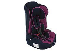 BAMBOLA Удерживающее устройство для детей 9-36 кг PRIMO Фиолетовый/Синий 2шт/кор