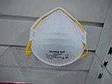 Респиратор без клапана ULTRA 200 FFP2 NR D (CT-KZ, EAC, скидки от объема!!!), фото 2