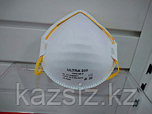 Респиратор без клапана ULTRA 200 FFP2 NR D (CT-KZ, EAC, скидки от объема!!!)