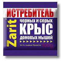 Тесто-сырные брикеты Zarit 100 г
