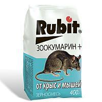 Зерновая смесь Рубит Зоокумарин+ 400г