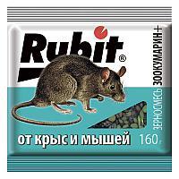 Рубит Зоокумарин+ зерновая смесь 160г