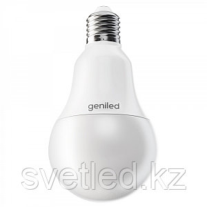 Светодиодная лампа Geniled E27 A70 16Вт 4200К
