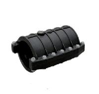 Хомут SDR 11 для ПЭ трубы Ду 110