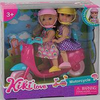 Кукла Kiki Love на мопеде с подружкой арт.88007