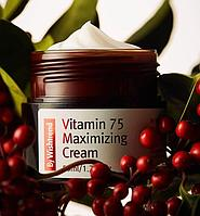Vitamin 75 Maximizing Cream [By Wishtrend] Витаминный крем для лица 50 мл
