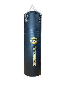 Боксерский мешок RINGSIDE из натуральной кожи (170х45см, 75кг)