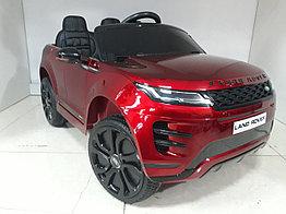 Лицензионный электромобиль Range Rover Evoque. Остерегайтесь подделок!
