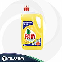 Средство для мытья посуды FAIRY Сочный Лимон 5л