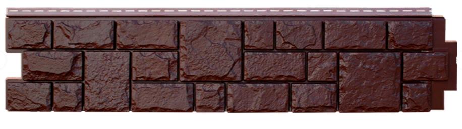 Фасадная панель Арабика (ACA) 306x1487 мм GL (Я-Фасад) Екатеринский камень