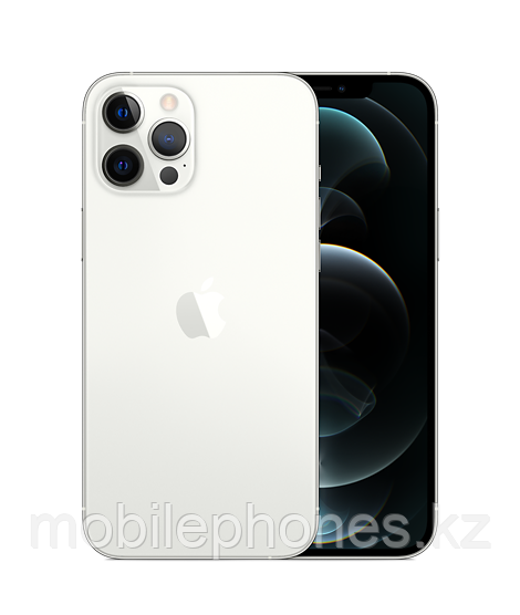 IPhone 12 Pro Max 256Gb Серебристый