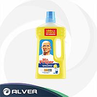 Средство для мытья пола MR PROPER 1л Лимон