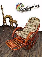 Кресло качалка из ротанги (плетен.), фото 1