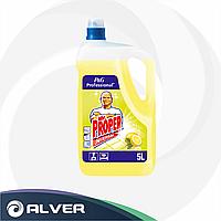 """Средство для мытья пола (универсальное)MR PROPER """"Лимон"""" 5л"""