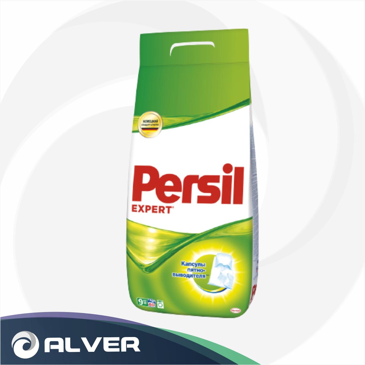 Порошок стиральный Persil  9кг для белого