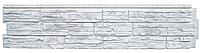 Фасадная панель Серебро 306x1487 мм GL (Я-Фасад) Крымский сланец