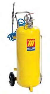 Пневматическое маслораздаточное устройство, 50 л Meclube 027-1310-000