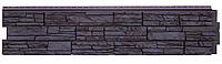 """Панель фасадная  """"ЯФАСАД"""" Крымский сланец Уголь 306x1487 мм Grand Line"""