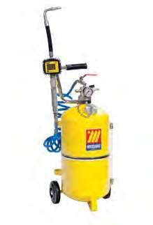 Пневматическое маслораздаточное устройство 24 л Meclube 027-1306-000