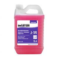 Дезинфицирующее средство с моющим эффектом Smart San J-1R 5 л