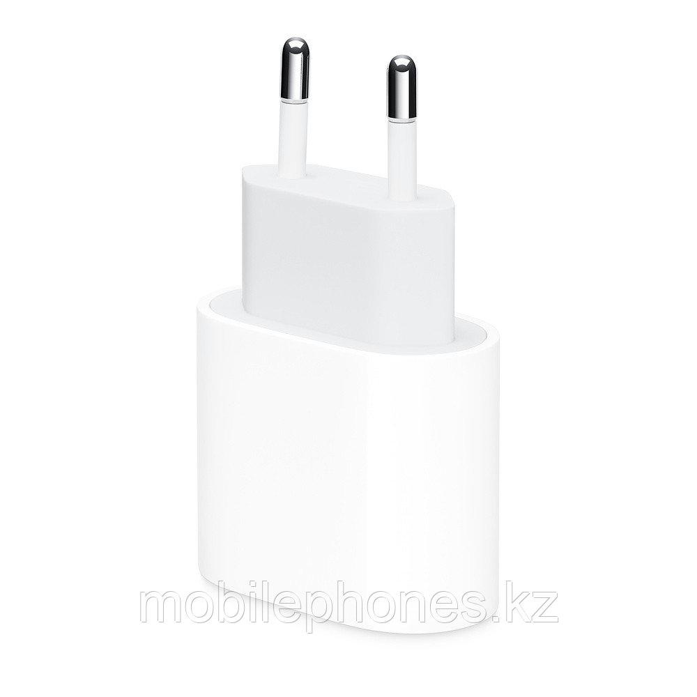 Оригинальный Адаптер питания Apple USB‑C мощностью 20 Вт