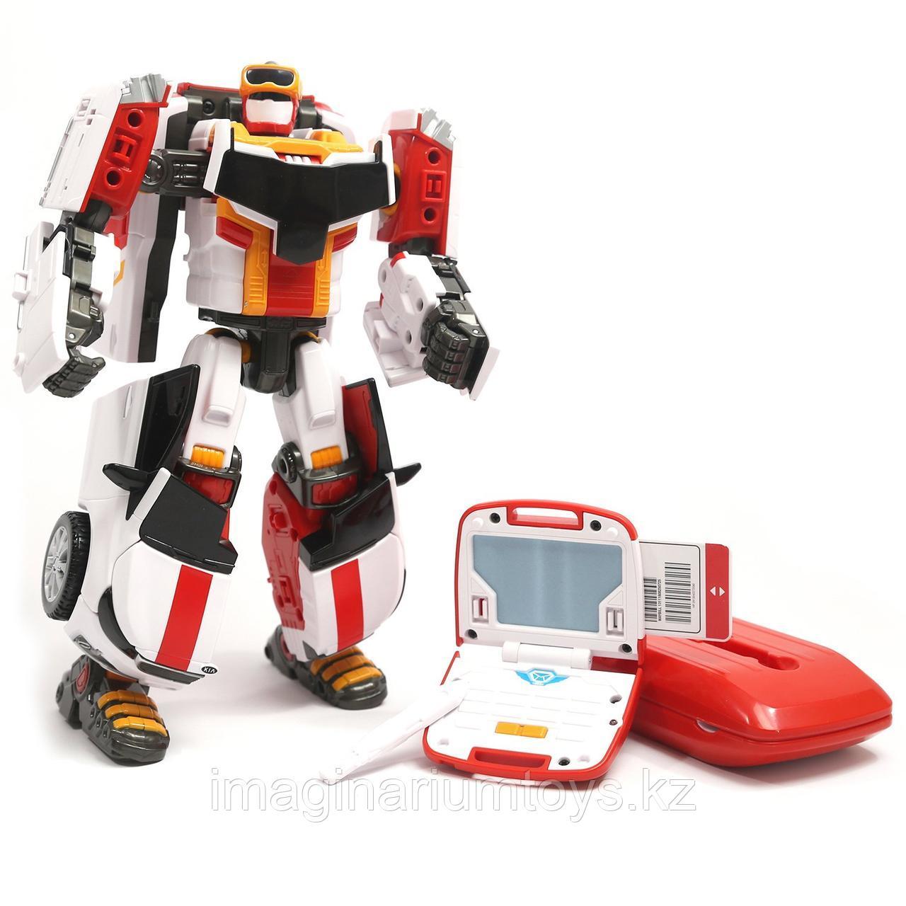 Робот Тобот V со звуком