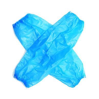 Нарукавники ,голубые 100шт/упак.