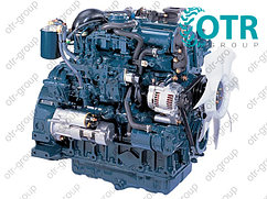 Запчасти на двигатель Kubota