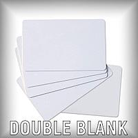 Double blank/поштучно
