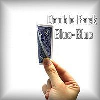 Double back blue/blue (с двойной рубашкой)