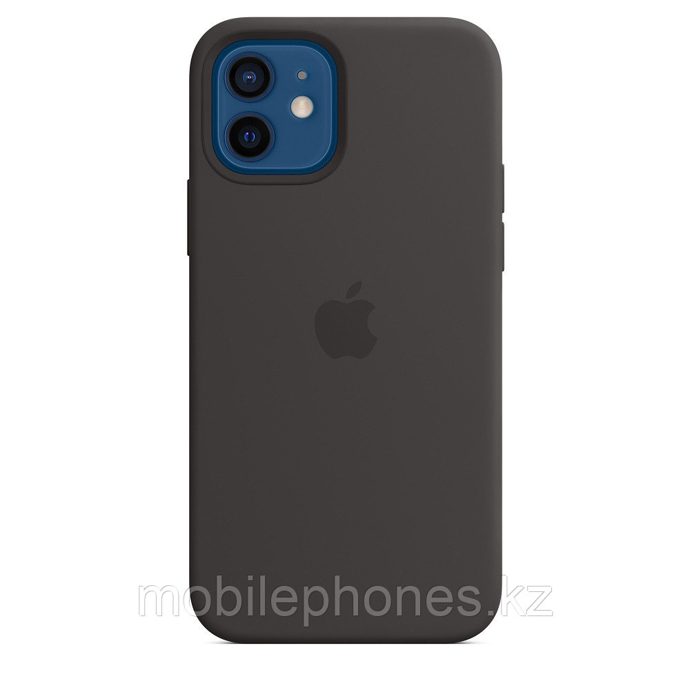 Оригинальный Силиконовый чехол MagSafe для iPhone 12 и iPhone 12 Pro