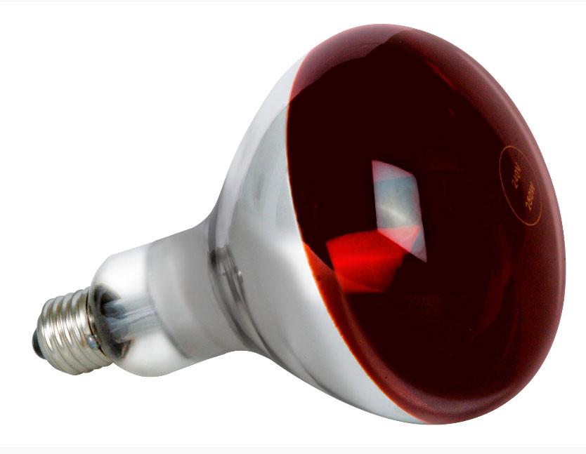 Лампа инфракрасная ИК 250W