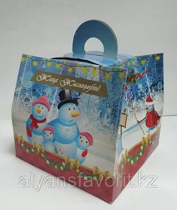 Коробка для новогодних подарков. Сундучок № 8, фото 2