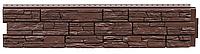 Фасадная панель Арабика 306x1487 мм GL (Я-Фасад) Крымский сланец