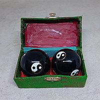 Китайские шарики здоровья для кистей рук, 4.5см